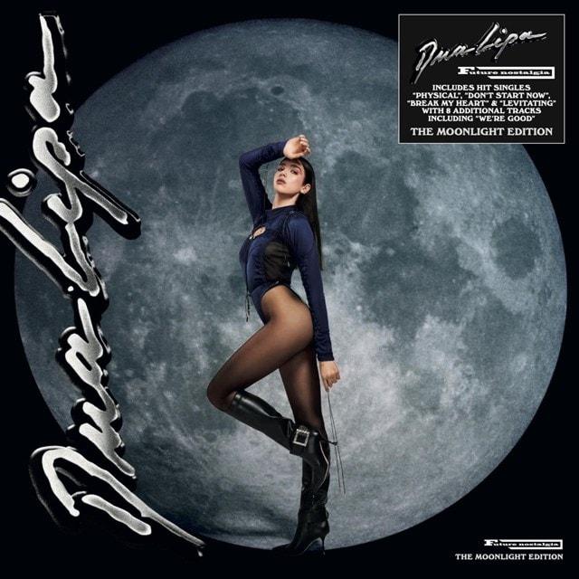 Future Nostalgia (The Moonlight Edition) - 1