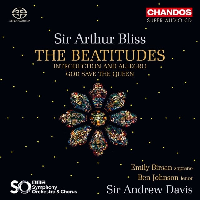 Sir Arthur Bliss: The Beatitudes/Introduction and Allegro/... - 1
