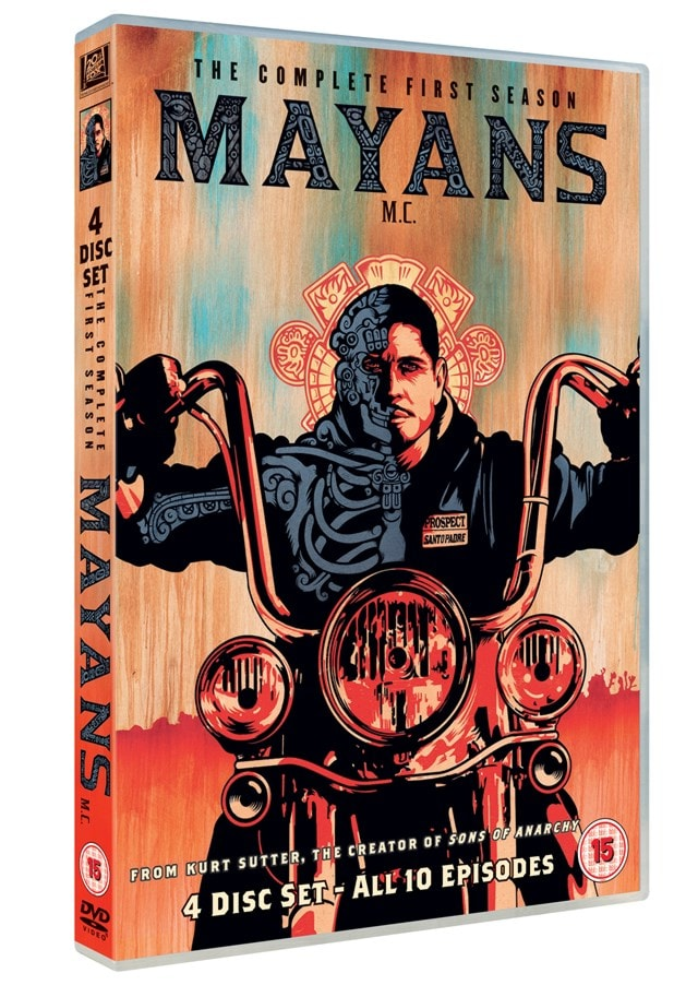 Mayans M.C.: The Complete First Season - 2