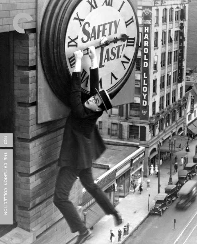 Safety Last! - The Criterion Collection - 1