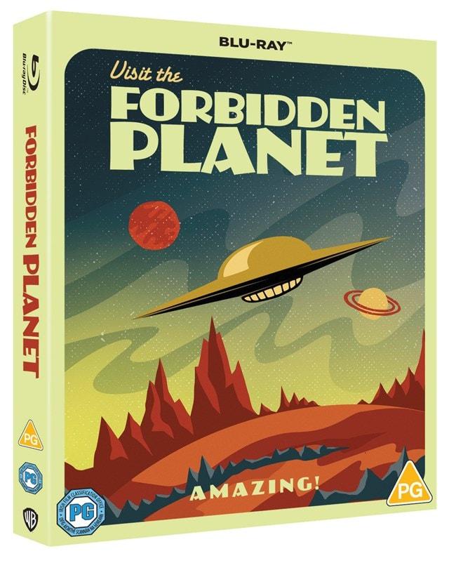 Forbidden Planet - Travel Poster Edition - 3