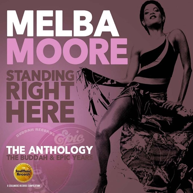 Standing Right Here: The Anthology - The Buddah & Epic Years - 1