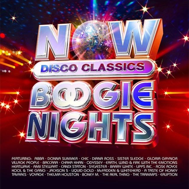 NOW Boogie Nights: Disco Classics - 1