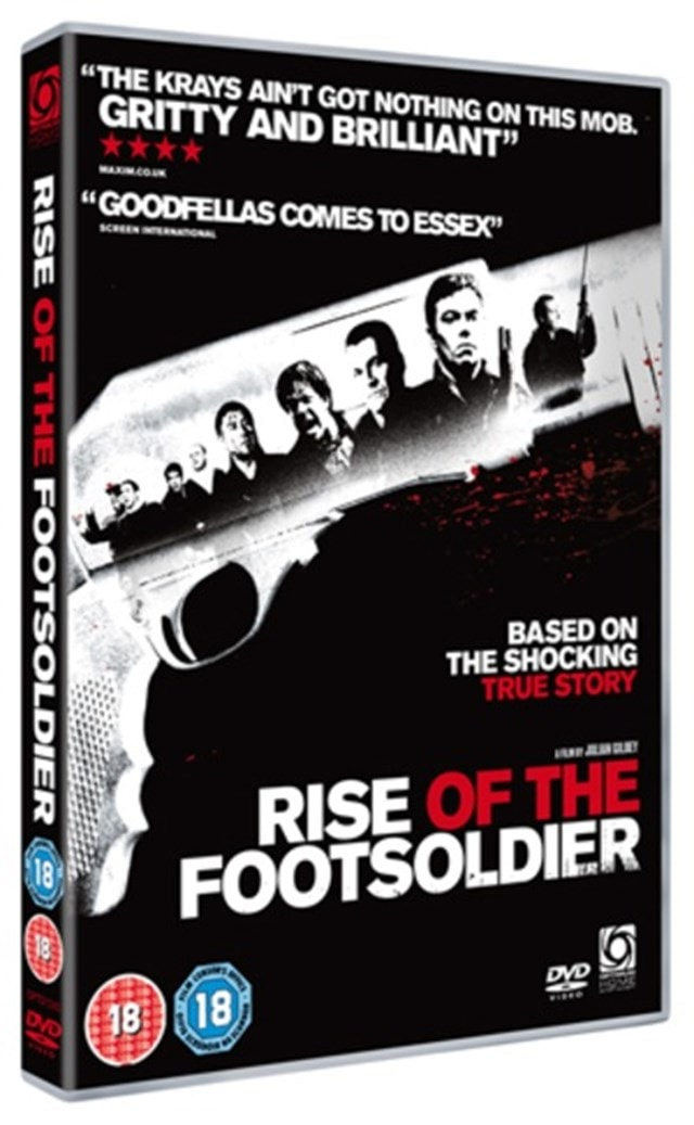 Rise of the Footsoldier - 1