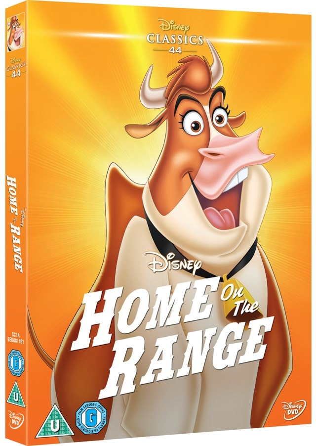 Home On the Range - 2
