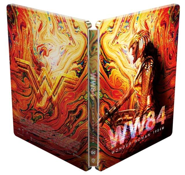 Wonder Woman 1984 (hmv Exclusive) 4K Ultra HD Steelbook - 3