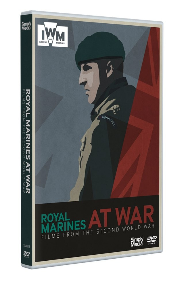 Royal Marines at War - Films from the Second World War - 2