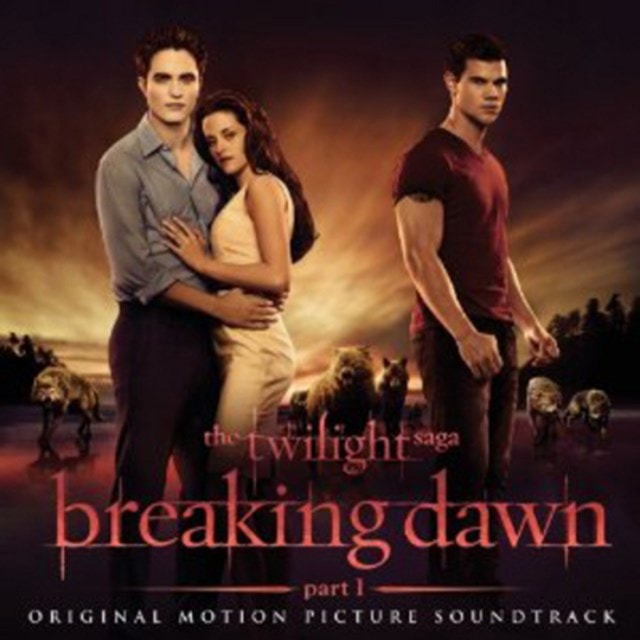 The Twilight Saga: Breaking Dawn - Part 1 - 1