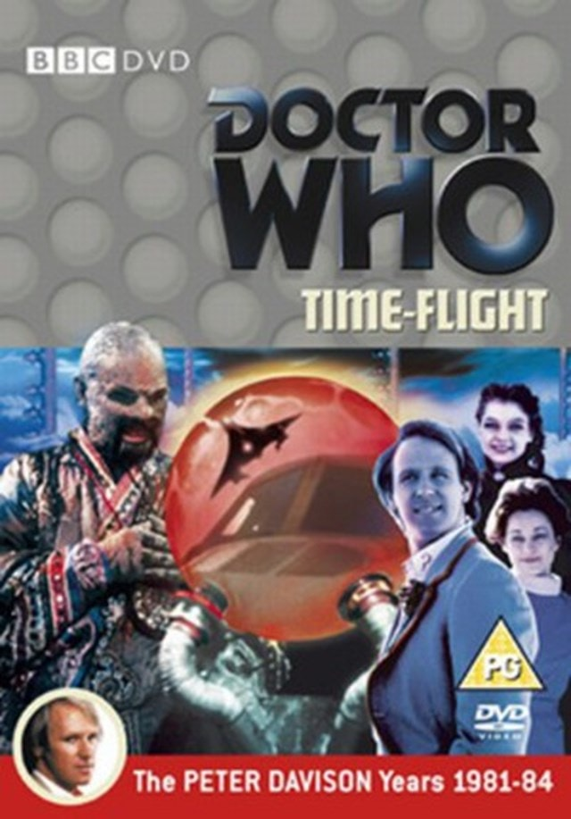 Doctor Who: Time Flight/Arc of Infinity - 1