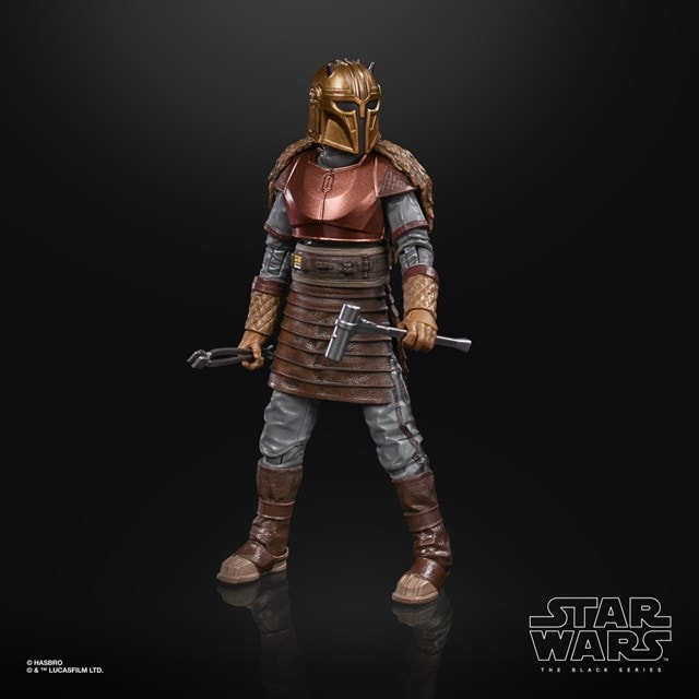 The Armorer: The Mandalorian: The Black Series: Star Wars Action Figure - 2