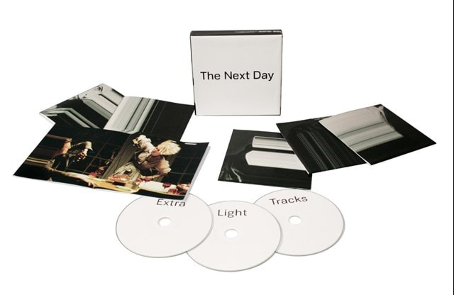 The Next Day Extra - 1