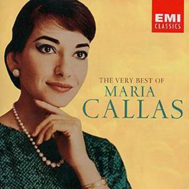 The Very Best of Maria Callas - 1
