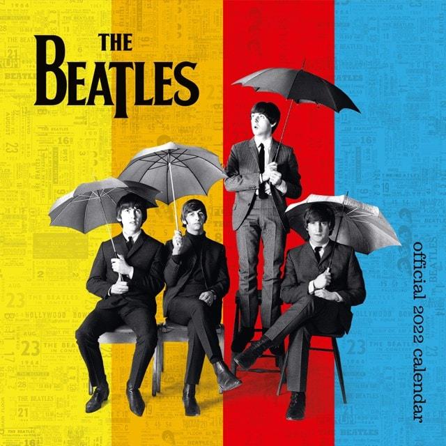 The Beatles Square 2022 Calendar - 1