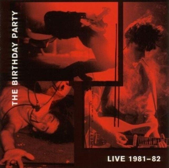 Live 1981-82 - 1