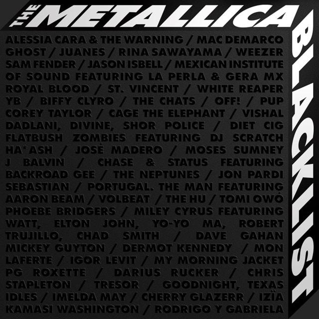 The Metallica Blacklist - 1