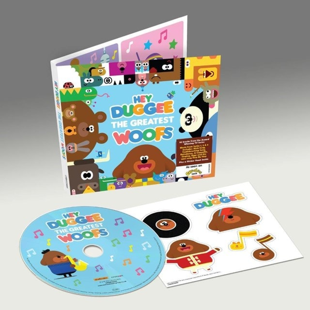 Hey Duggee: The Greatest Woofs - 1
