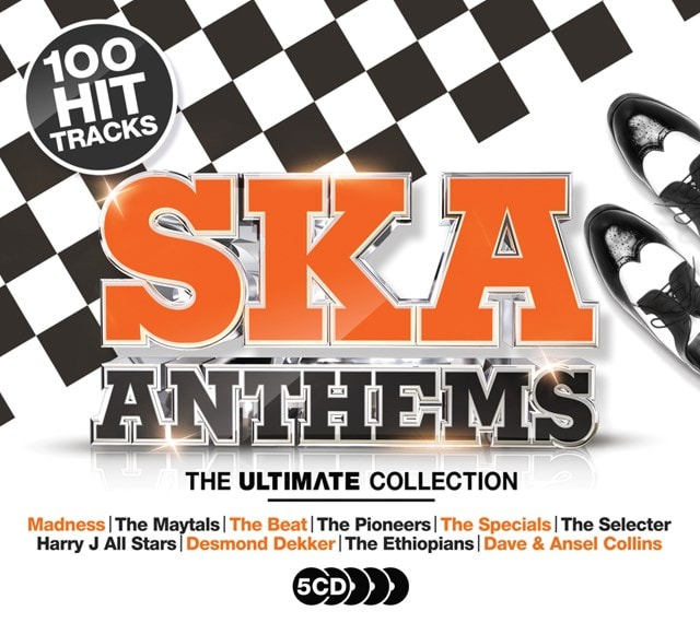 Ultimate Ska Anthems - 1