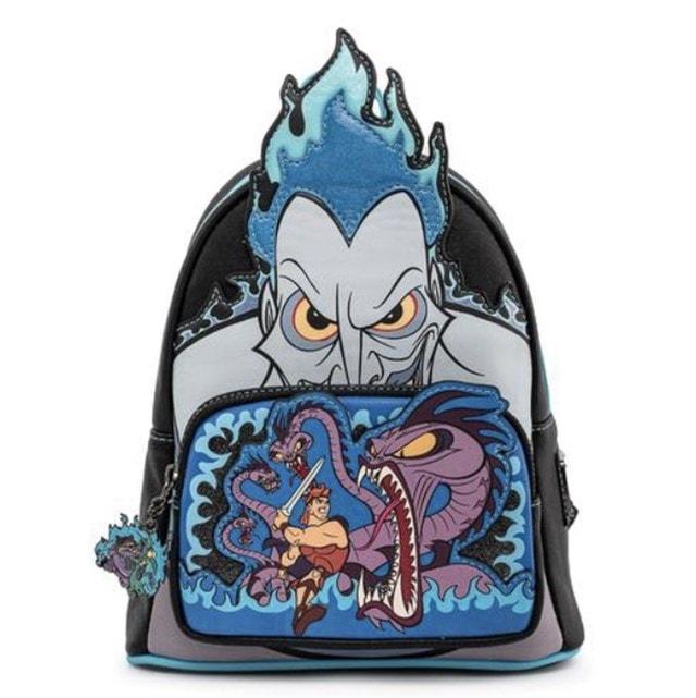 Disney: Hercules Villains Scene Hades Mini Loungefly Backpack - 1