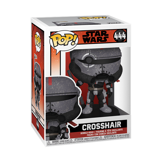 Crosshair (444): Bad Batch: Star Wars Pop Vinyl - 2