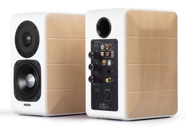 Edifier S880DB White Active Bluetooth Bookshelf Speakers - 3