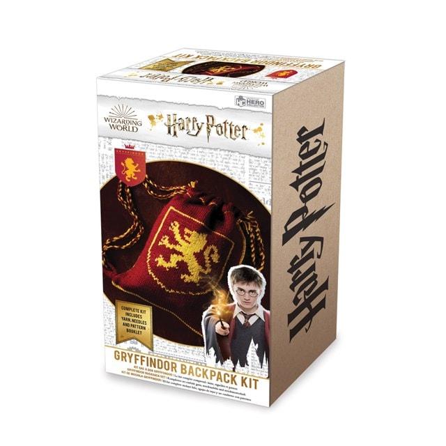 Gryffindor House Kit Bag: Harry Potter Knit Kit - 6