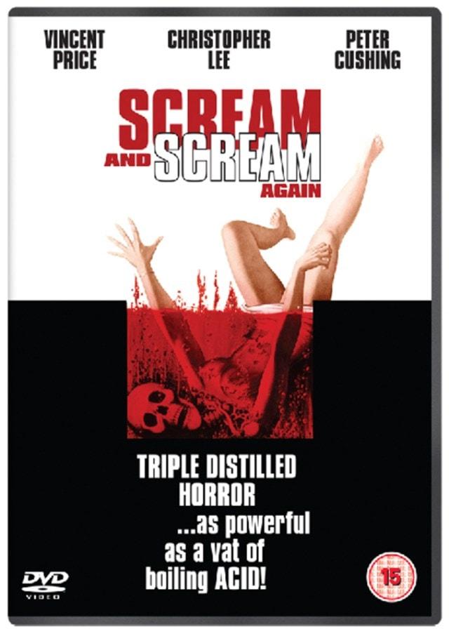 Scream and Scream Again - 1