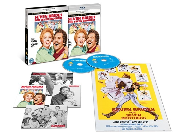 Seven Brides for Seven Brothers (hmv Exclusive) - The Premium Collection - 1
