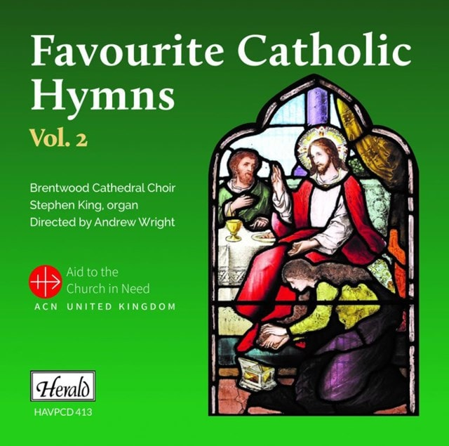 Favourite Catholic Hymns - Volume 2 - 1