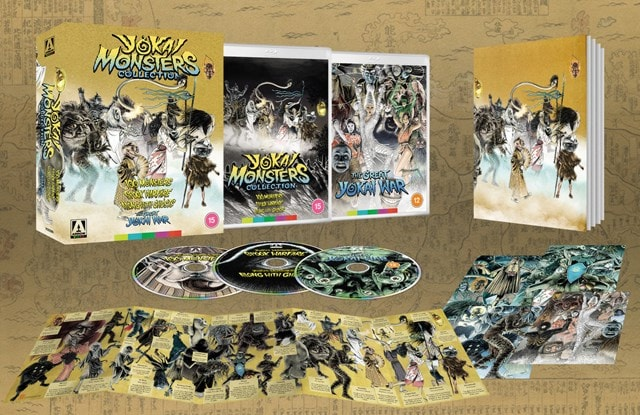 Yokai Monsters Collection Limited Collector's Edition - 1