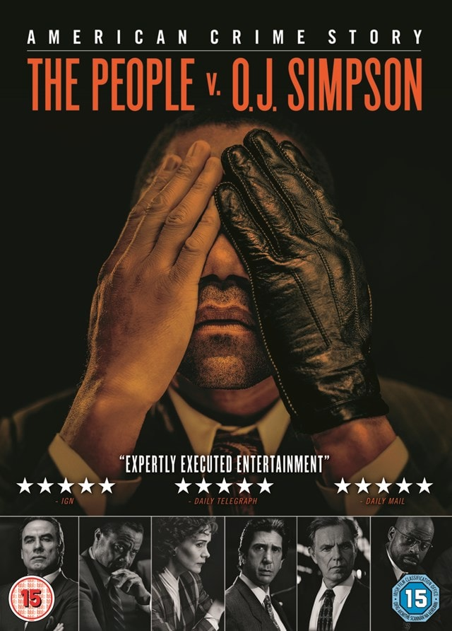 The People V. O.J. Simpson - American Crime Story - 1