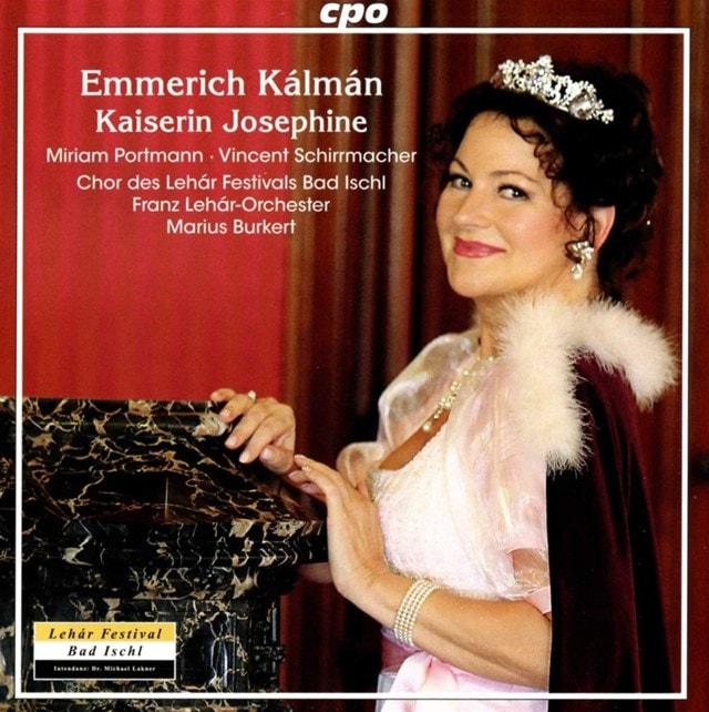 Emmerich Kalman: Kaiserin Josephine - 1