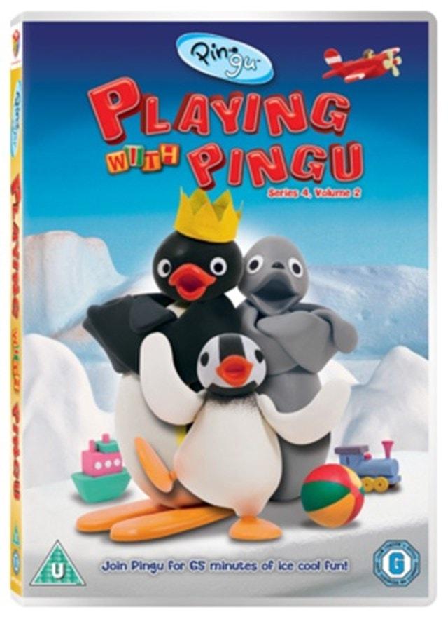 Pingu: Series 4 - Volume 2 - Playing With Pingu - 1