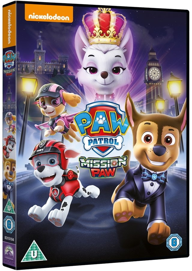 Paw Patrol: Mission Paw - 2