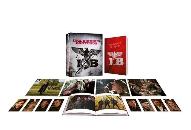 Inglourious Basterds (hmv Exclusive) - Cine Edition - 1