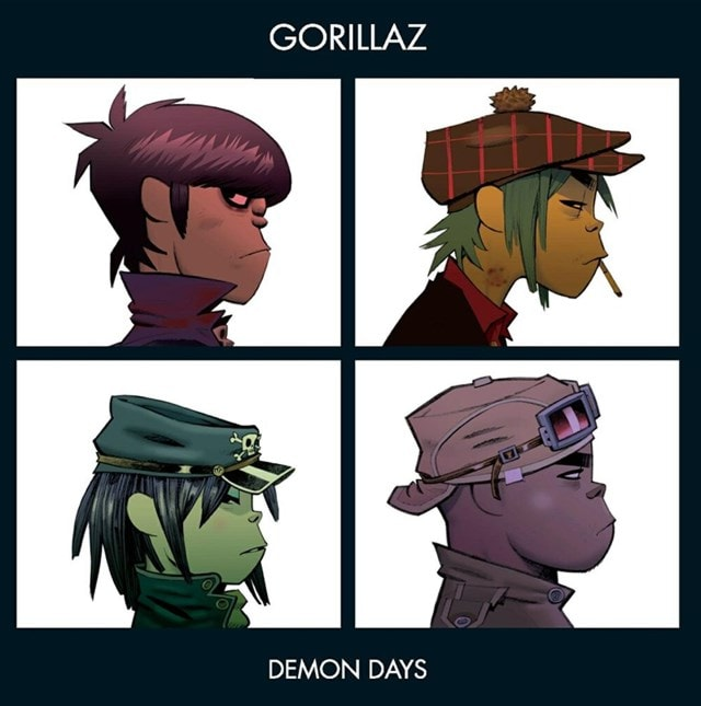 Demon Days - 1