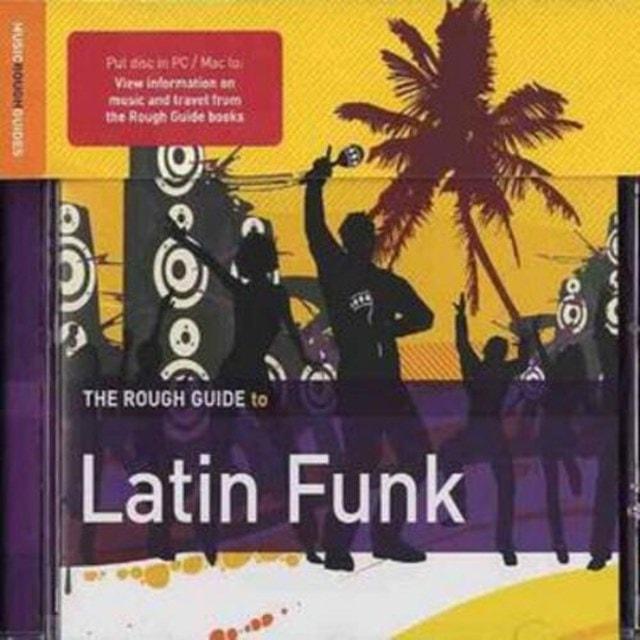 Rough Guide to Latin Funk - 1