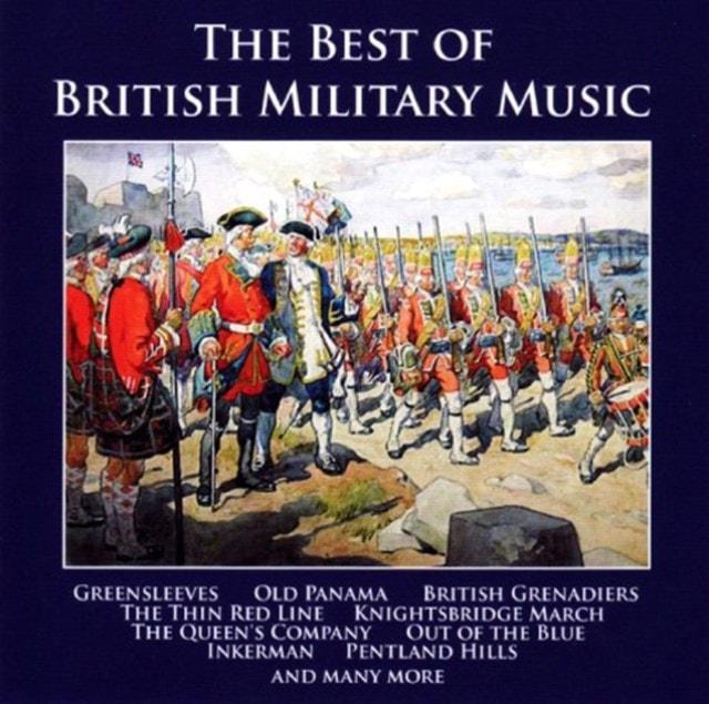The Best of British Military Music - 1
