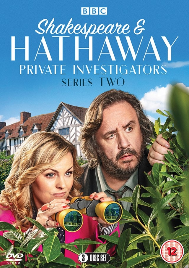 Shakespeare & Hathaway - Private Investigators: Series Two - 1
