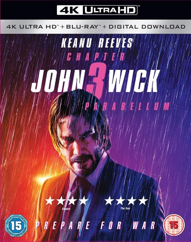 John Wick: Chapter 3 - Parabellum - 1