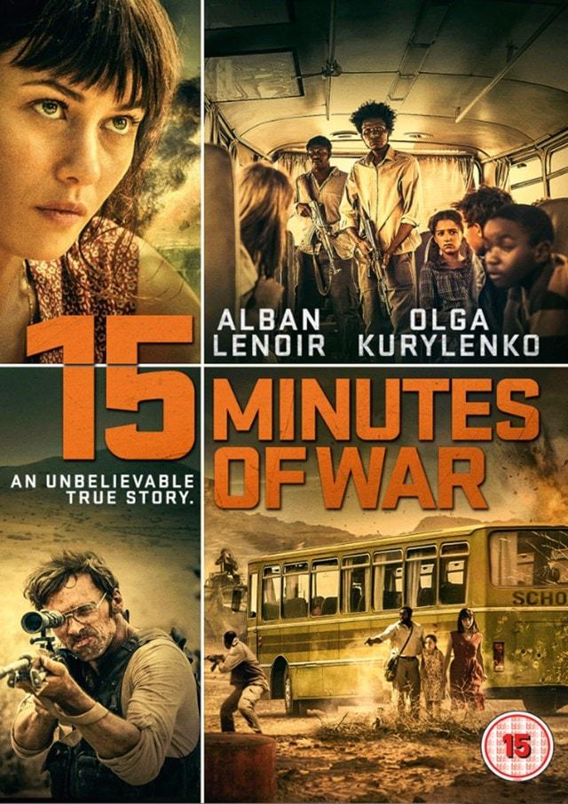 15 Minutes of War - 1