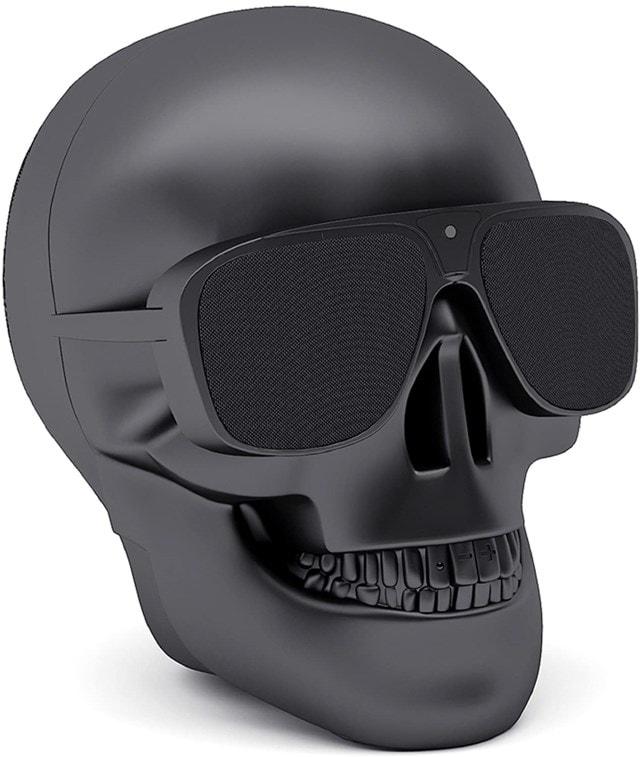 Jarre AeroSkull Nano Matte Black Bluetooth Speaker - 1