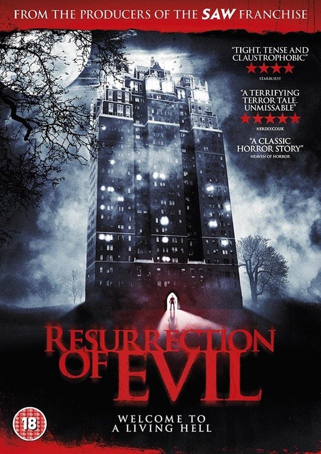 Resurrection of Evil - 1