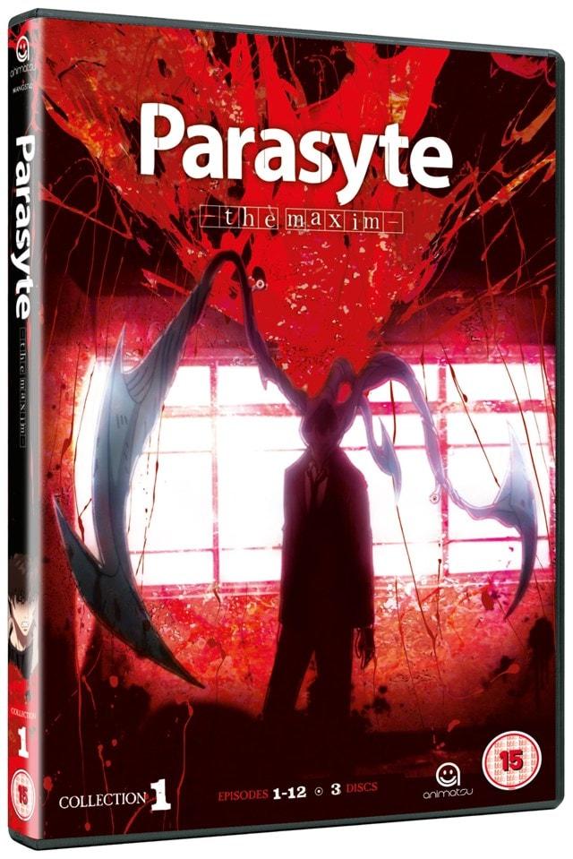 Parasyte the Maxim: Collection 1 - 1