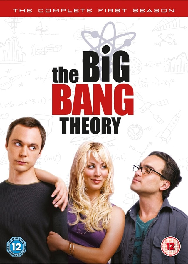 The Big Bang Theory: The Complete First Season - 1
