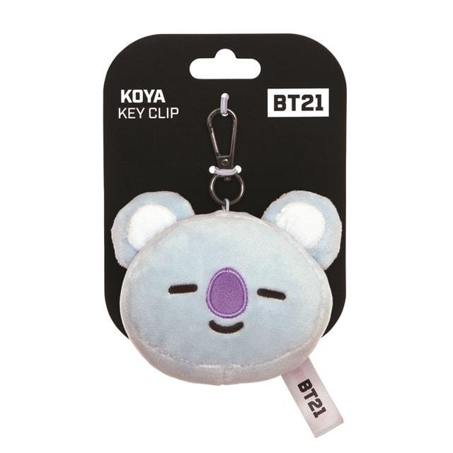 Koya: BT21 Plush Keyring - 2