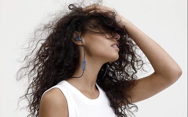 Urbanears Jakan Slate Blue Bluetooth Earphones - 5