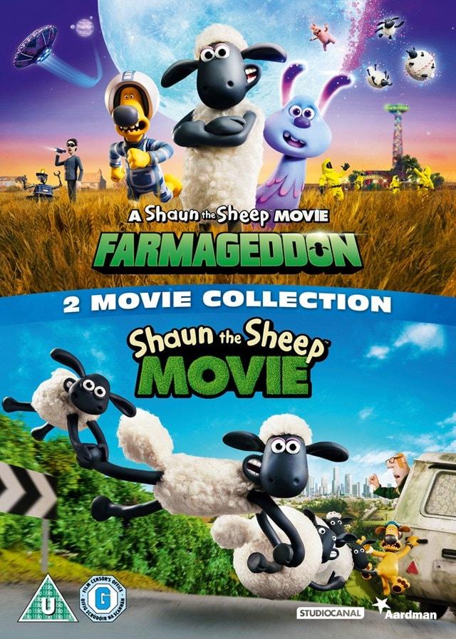 Shaun the Sheep: 2 Movie Collection - 1