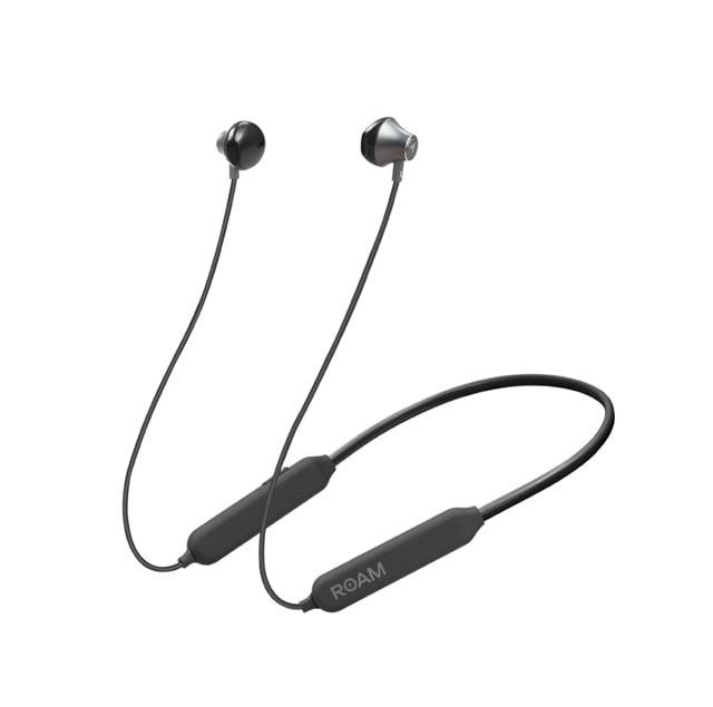 Roam Voyager Graphite Bluetooth Earphones - 1