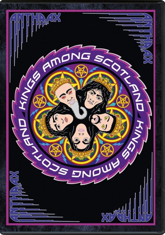 Anthrax: Kings Among Scotland - 1