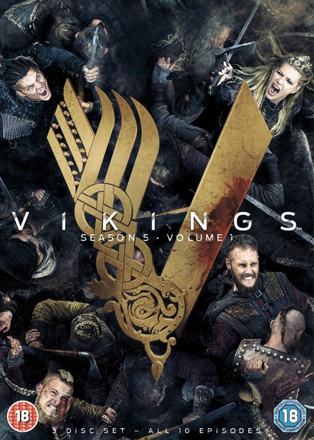Vikings: Season 5 - Volume 1 - 1